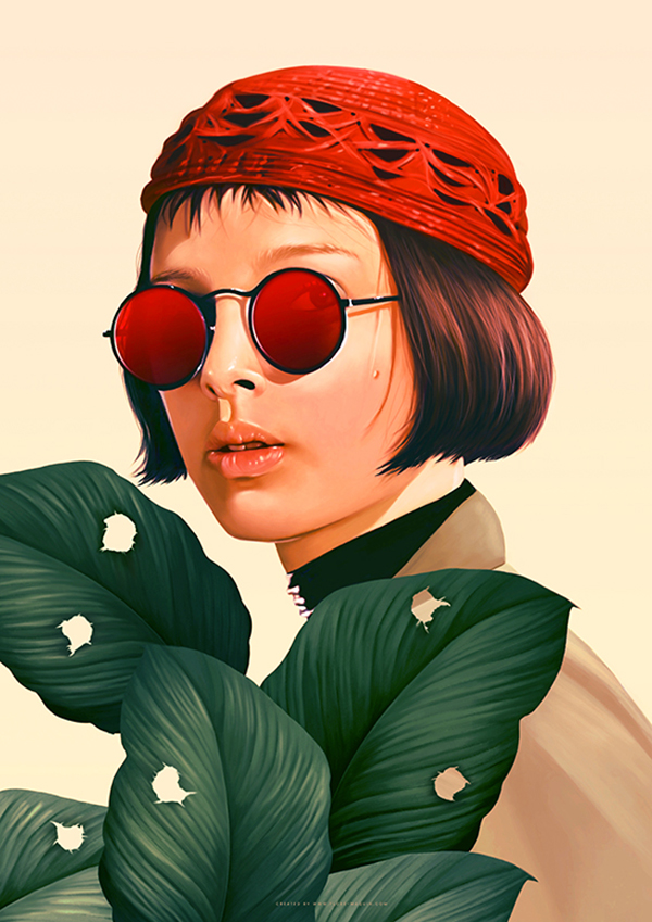 Amazing Digital Paintings By Flore Maquin - 11