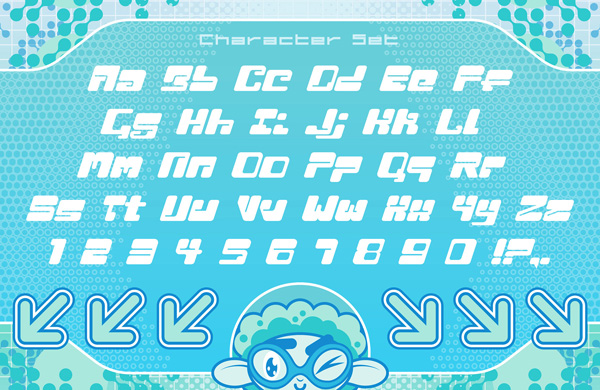 Excelorate Free Font