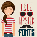 Post thumbnail of 30 Free Hipster Fonts For Hippy Designs