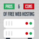Post Thumbnail of Pros and Cons of Free Web Hosting: Is it good enough?