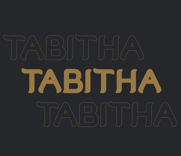 Tabitha Free Hipster Font