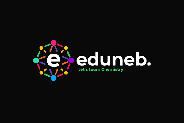 Eduneb Logo and branding by Vivek Kesarwani