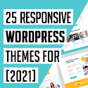 Post thumbnail of WordPress Themes: 25 Responsive Best WP Themes