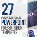 Post thumbnail of 27 Professional PowerPoint Presentation Templates