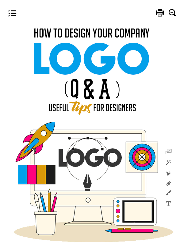 Questions that Can Help You Better Design Your Company's Logo