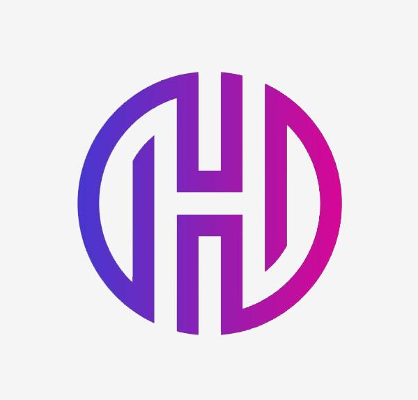 How to Draw H Letter Logo in Illustrator tutorials