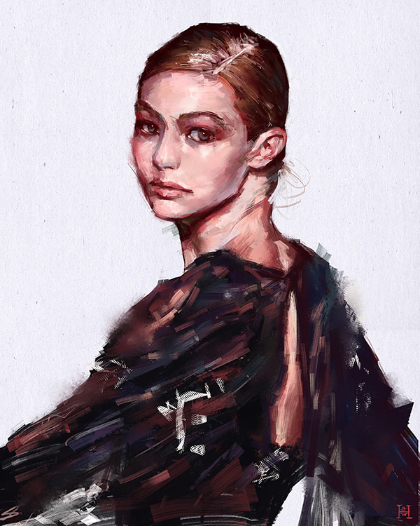 Amazing Digital Fashion Illustrations By Seungwon Hong - 6