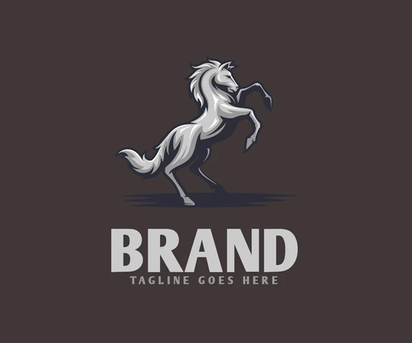 Stand Horse Logo