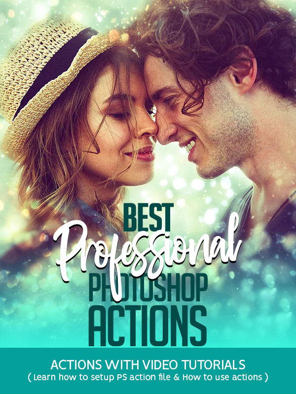 35+ Best Photoshop Actions for Designers & Photographers
