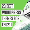 Post thumbnail of WordPress Themes: 23 Best Responsive WP Themes