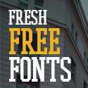 Post thumbnail of 30 Fresh Free Fonts For Graphic Designers
