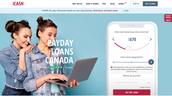 Landing Page Example - 1