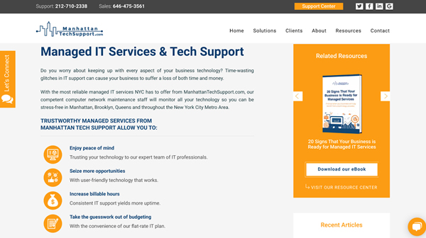 Landing Page Example - 2