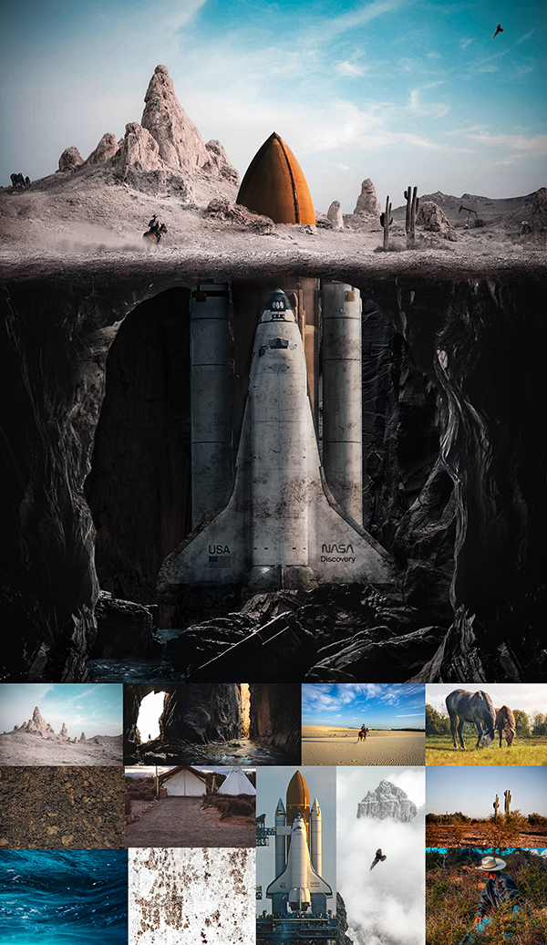 Incredible Photo Manipulations For Inspiration - 25
