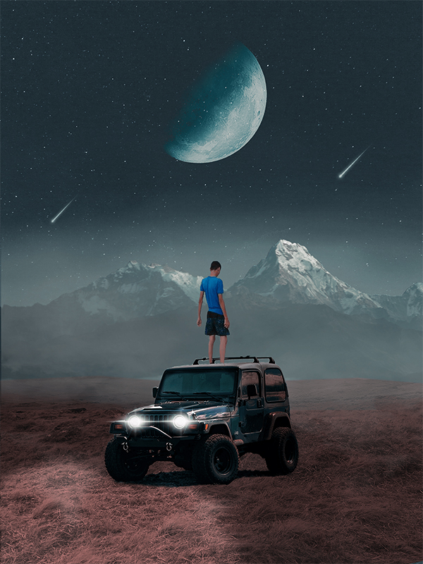 Incredible Photo Manipulations For Inspiration - 3