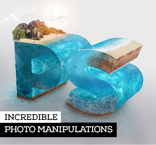 31 Incredible Photo Manipulations For Inspiration