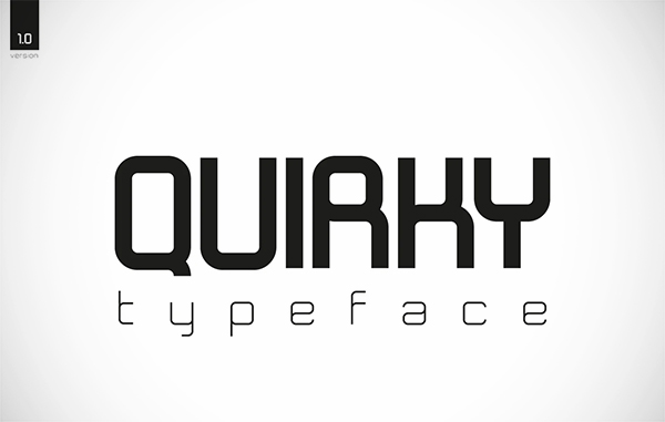 Quirky Free Font