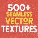 Post Thumbnail of 15 Best Seamless Vector Textures Sets