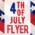 Post thumbnail of 4th of July Creative Flyer Templates