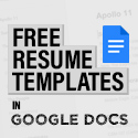 Post Thumbnail of 30+ Free Resume Templates in Google Docs That Will Make Your Life Easier