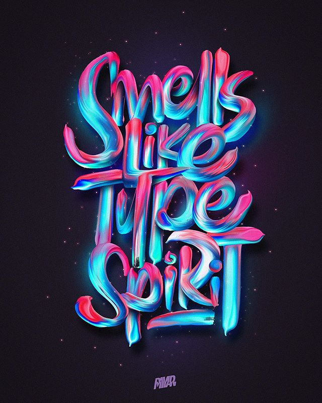 Remarkable Lettering and Typography Design for Inspiration - 29