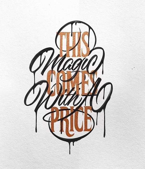 Remarkable Lettering and Typography Design for Inspiration - 3