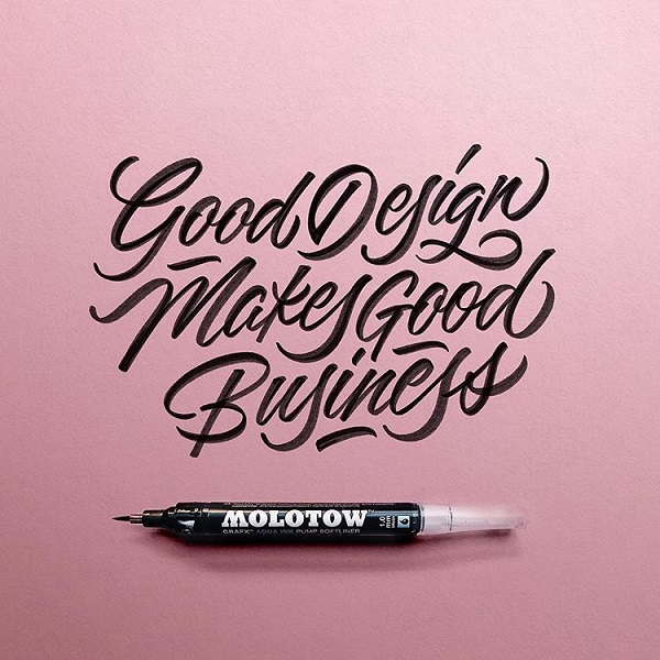 Remarkable Lettering and Typography Design for Inspiration - 34