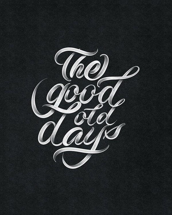 Remarkable Lettering and Typography Design for Inspiration - 8