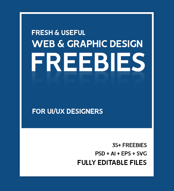 Freebies: Download 35+ Fresh Free Graphics for UI/UX