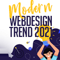 Post thumbnail of Web Design Trends 2021: 30+ New Website Examples