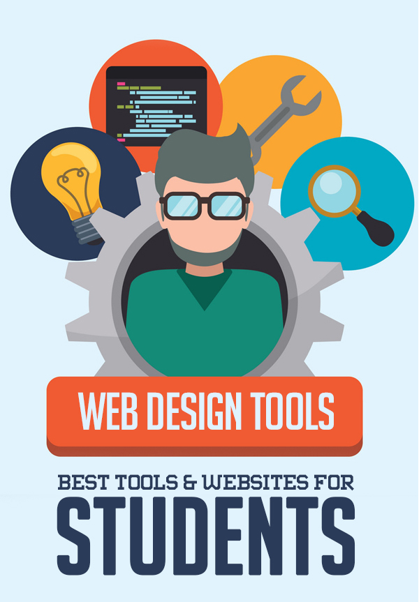 Best Web-Design Tools and Websites for Students