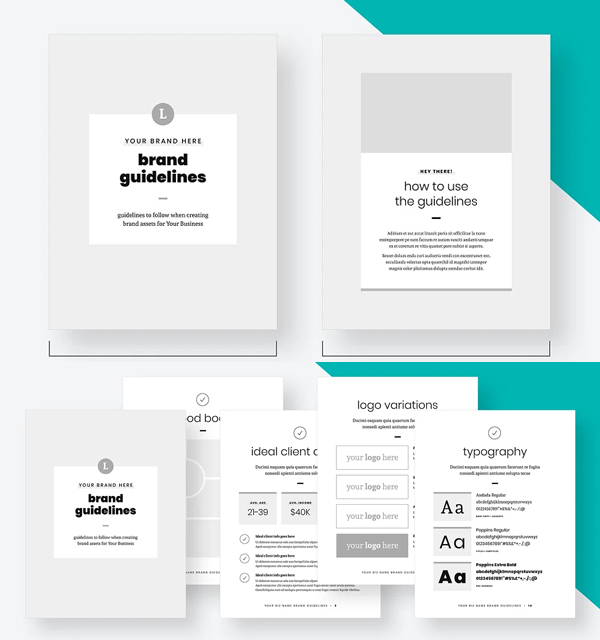 Brand Strategy Guidelines Template