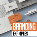 Post thumbnail of 25+ Creative Branding, Visual Identity and Logo Design Examples