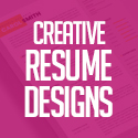 Post Thumbnail of 30+ New Creative Resume Templates with Cover Letter