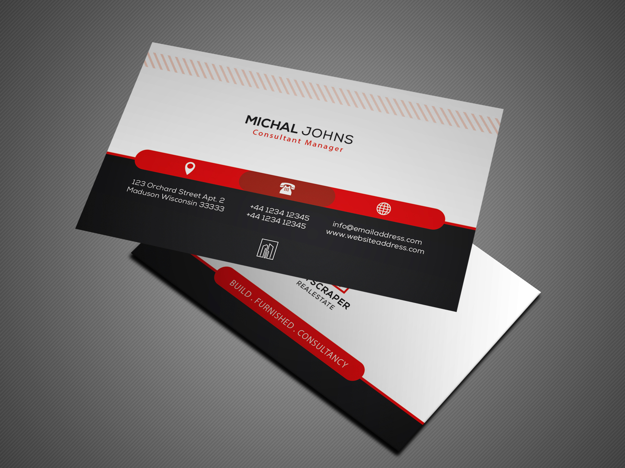 Free Real Estate Business Card