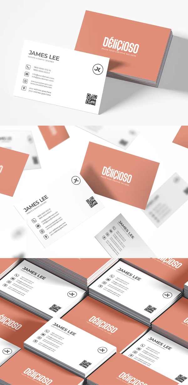 Perfect Creative Business Card Template