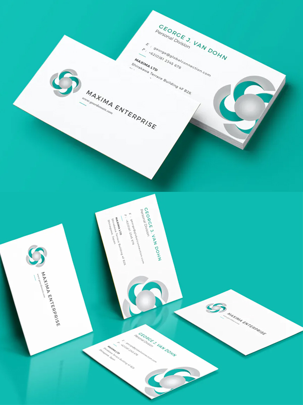 Awesome Perfect Business Card Design