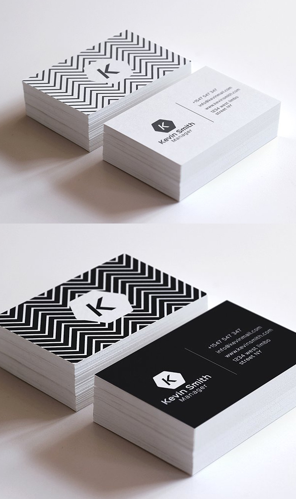 Simplest Business Card