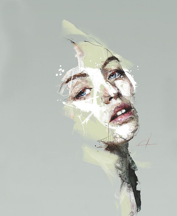 Remarkable Digital Illustrations by Florian NICOLLE - 1