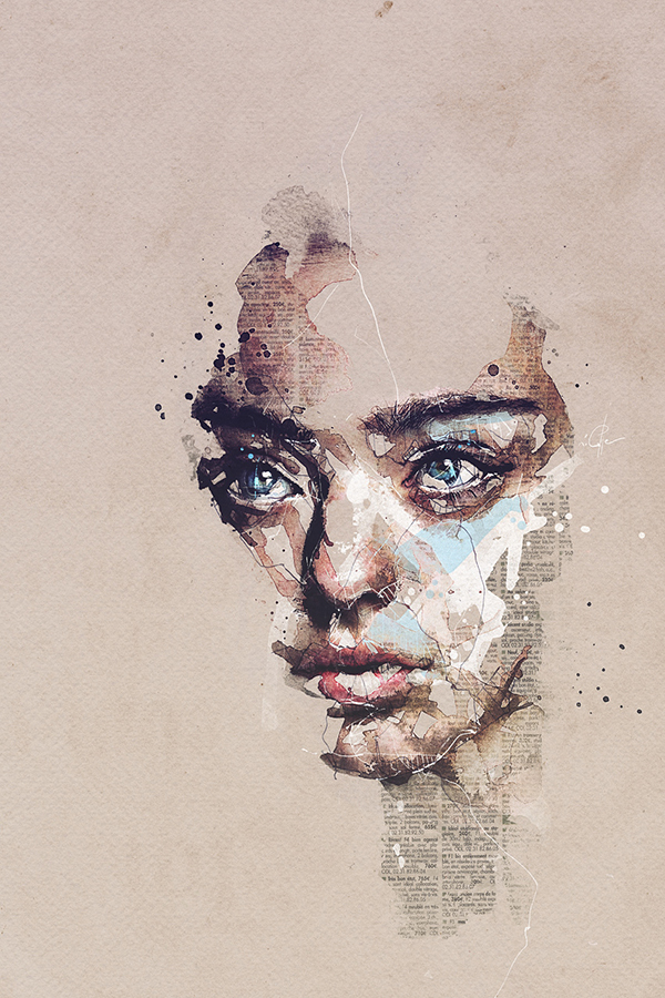 Remarkable Digital Illustrations by Florian NICOLLE - 13