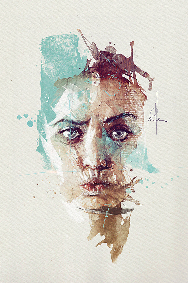 Remarkable Digital Illustrations by Florian NICOLLE - 16