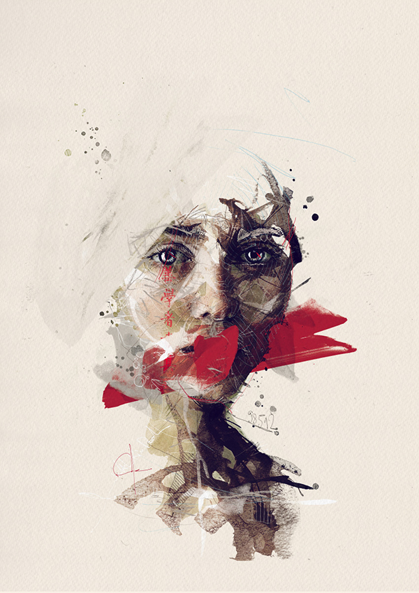 Remarkable Digital Illustrations by Florian NICOLLE - 17