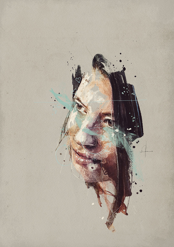 Remarkable Digital Illustrations by Florian NICOLLE - 18