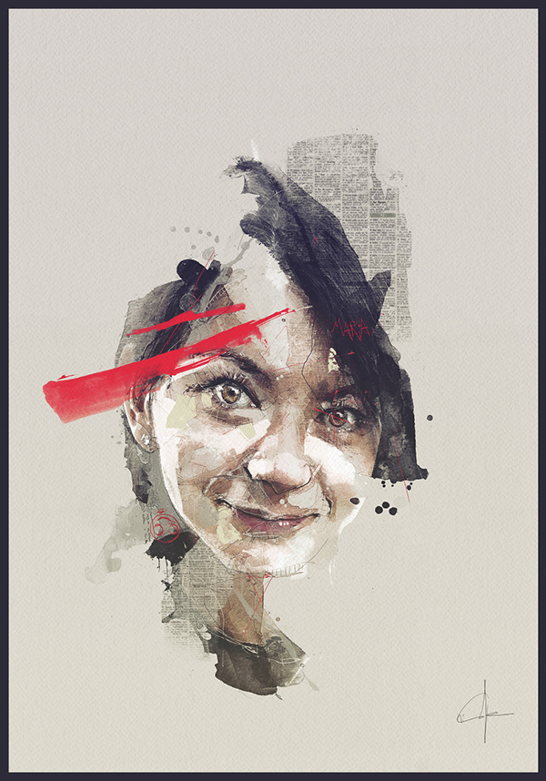 Remarkable Digital Illustrations by Florian NICOLLE - 22