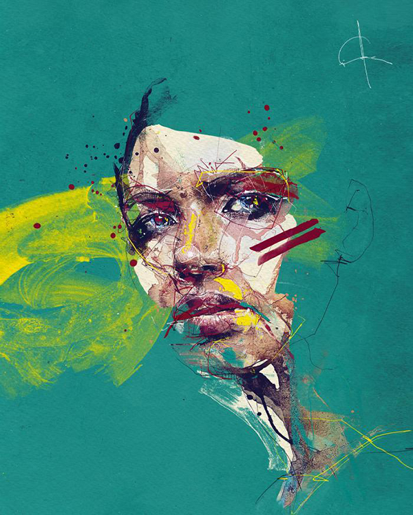 Remarkable Digital Illustrations by Florian NICOLLE - 3