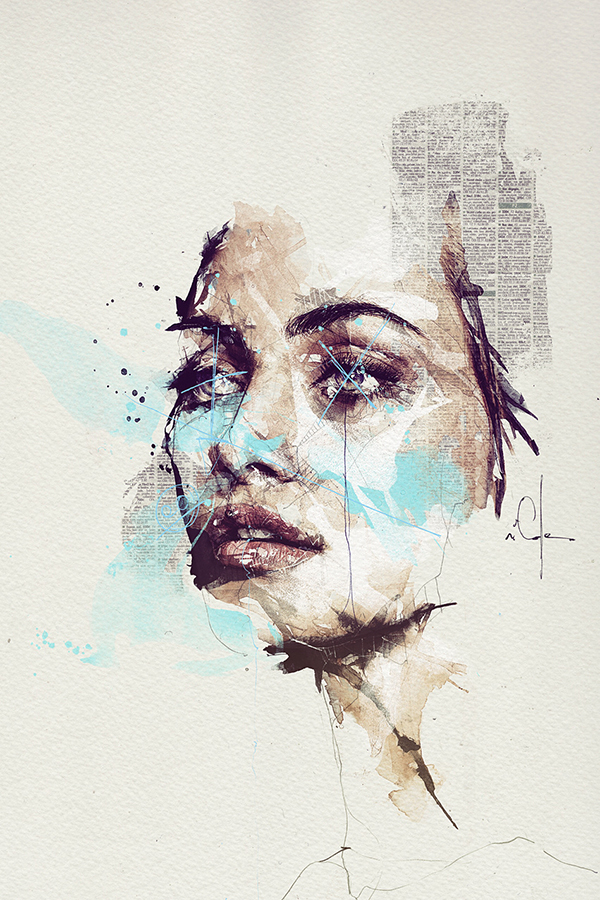 Remarkable Digital Illustrations by Florian NICOLLE - 8