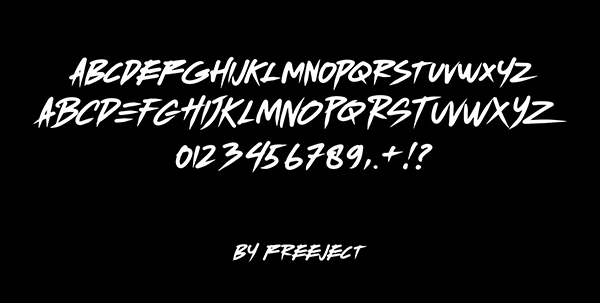 Unexpectedly Font