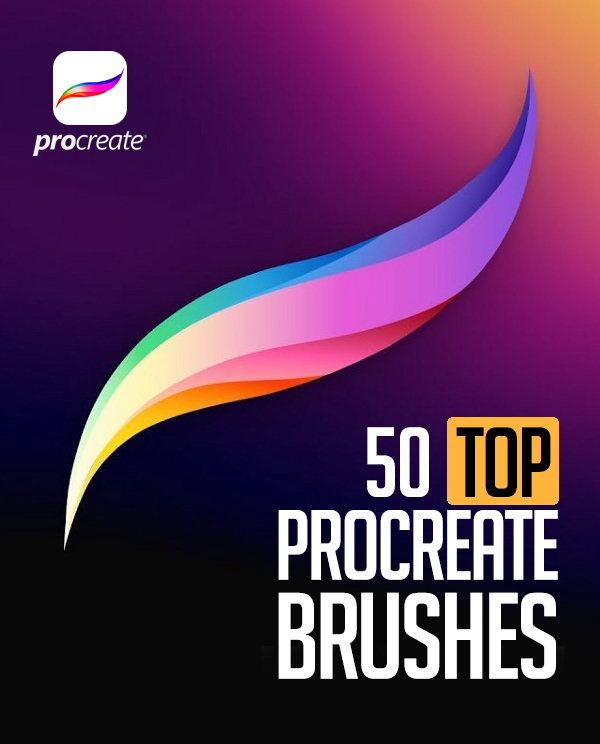 Top Procreate Brushes For Pro Designers