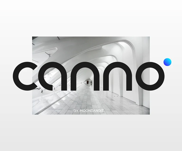 Canno Rounded Font