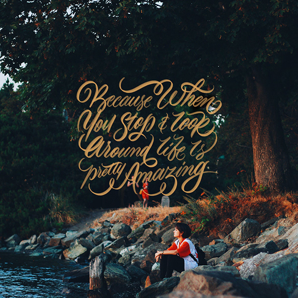 50 Of The Best Hand Lettering Quotes to Inspire You - 10